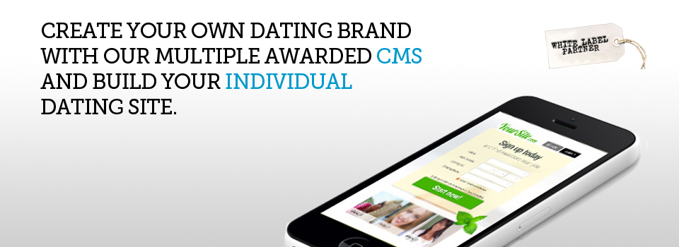 Your Brand - Your Dating Site